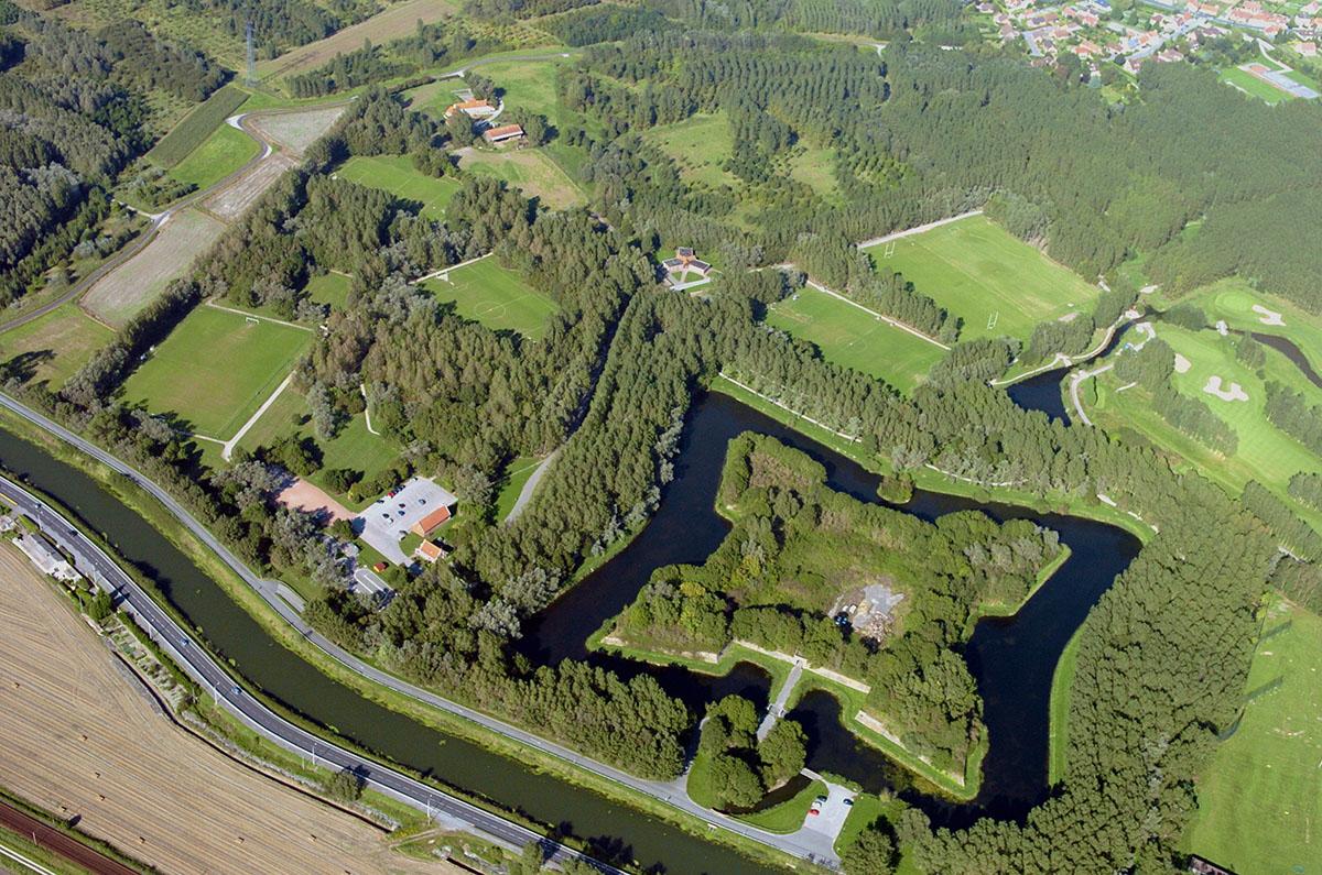 Ville de Teteghem - Coudekerque-Village - Fort Vallières