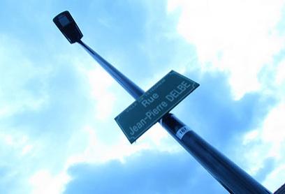 Rénovation de l'éclairage public